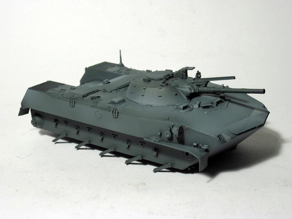 Алюминиевые танки. Техника ВДВ. БМД-1 ранних производственных серий. - Страница 2 Img_4144