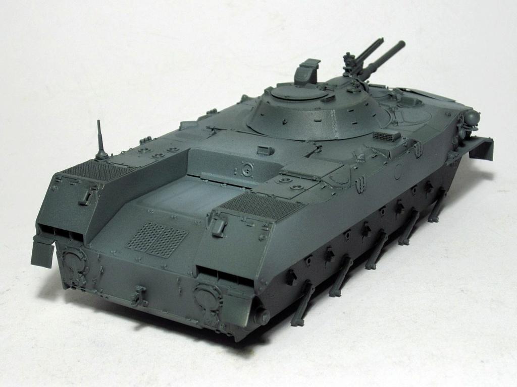Алюминиевые танки. Техника ВДВ. БМД-1 ранних производственных серий. - Страница 2 Img_4145