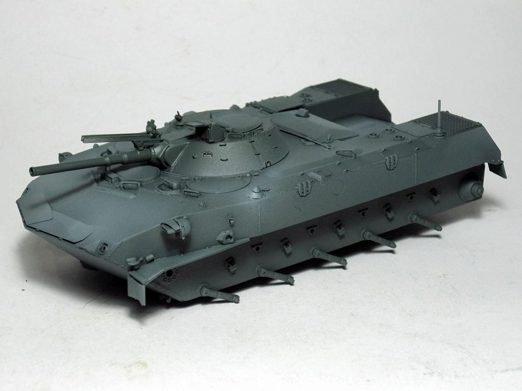 Алюминиевые танки. Техника ВДВ. БМД-1 ранних производственных серий. - Страница 2 Img_4146