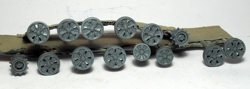 Алюминиевые танки. Техника ВДВ. БМД-1 ранних производственных серий. - Страница 2 Img_4147