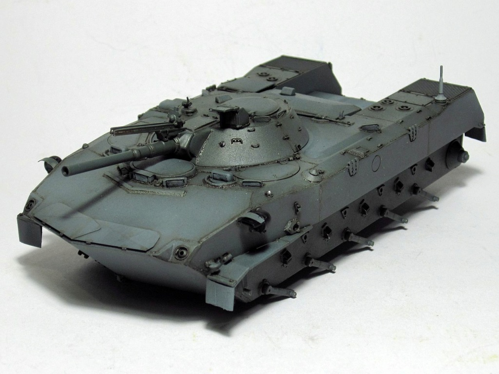 Алюминиевые танки. Техника ВДВ. БМД-1 ранних производственных серий. - Страница 2 Img_4160