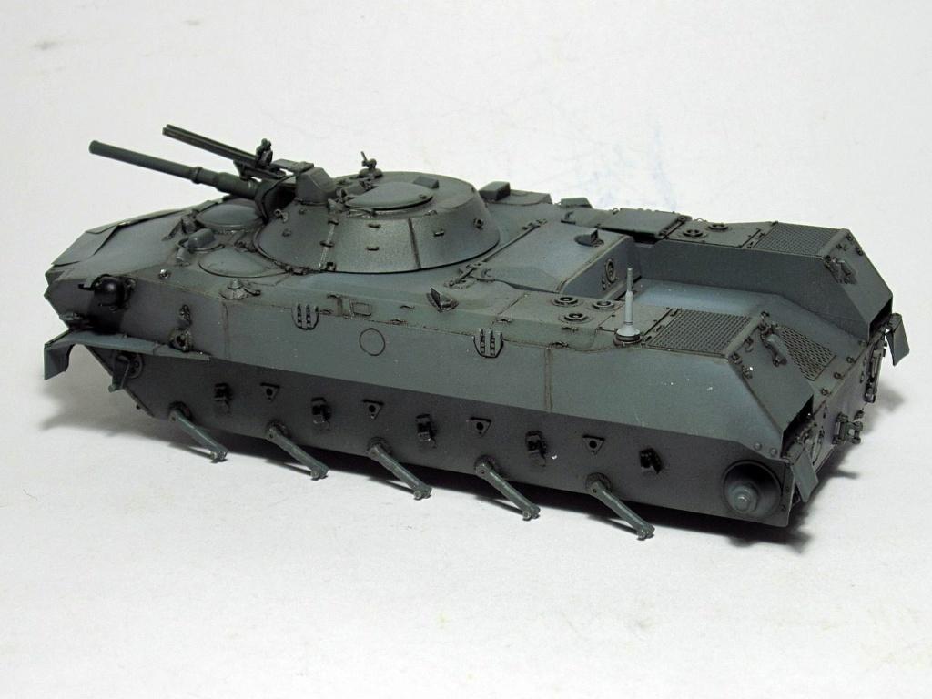 Алюминиевые танки. Техника ВДВ. БМД-1 ранних производственных серий. - Страница 2 Img_4161