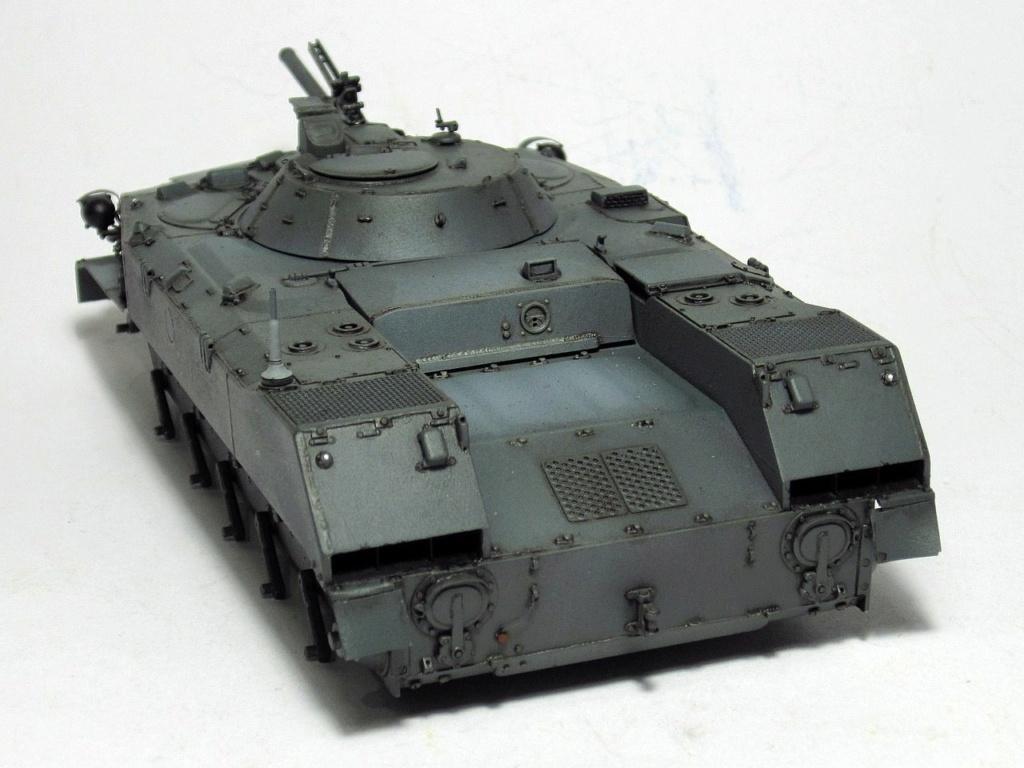 Алюминиевые танки. Техника ВДВ. БМД-1 ранних производственных серий. - Страница 2 Img_4162