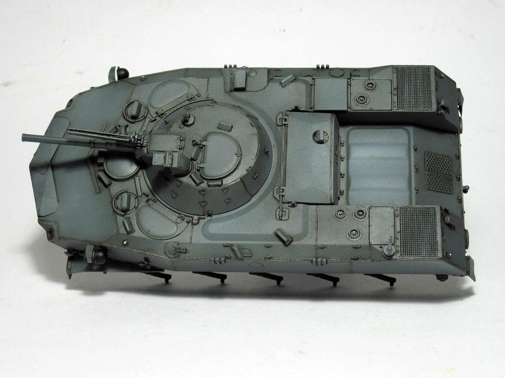 Алюминиевые танки. Техника ВДВ. БМД-1 ранних производственных серий. - Страница 2 Img_4163