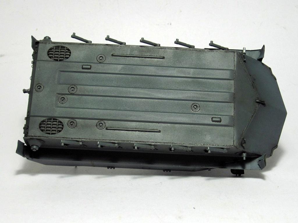 Алюминиевые танки. Техника ВДВ. БМД-1 ранних производственных серий. - Страница 2 Img_4164