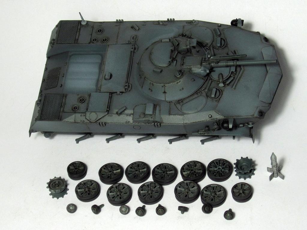 Алюминиевые танки. Техника ВДВ. БМД-1 ранних производственных серий. - Страница 2 Img_4165
