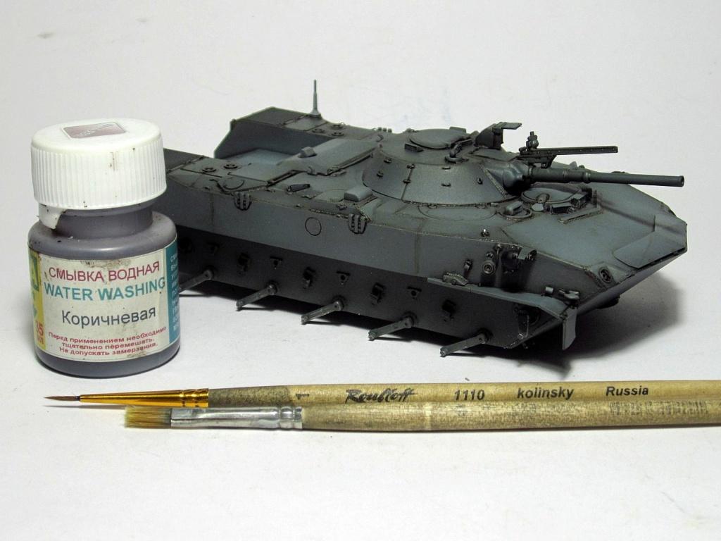 Алюминиевые танки. Техника ВДВ. БМД-1 ранних производственных серий. - Страница 2 Img_4166