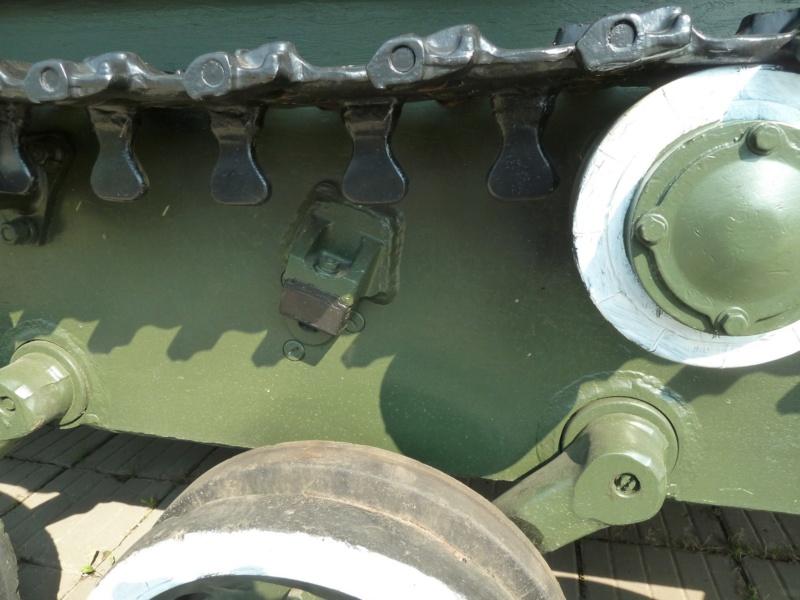 Алюминиевые танки. Техника ВДВ. БМД-1П P1360412