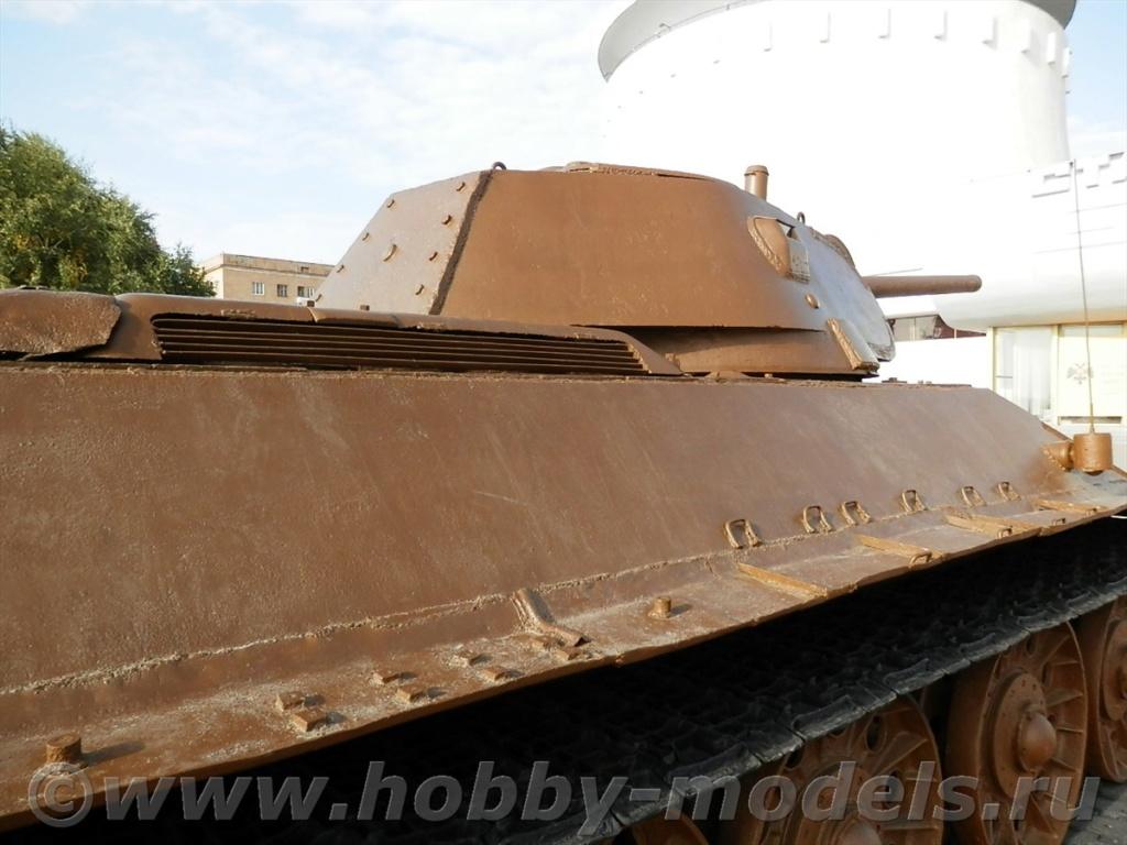 Т-64АВ Трумпетер 1/35  - Страница 4 T-34-711