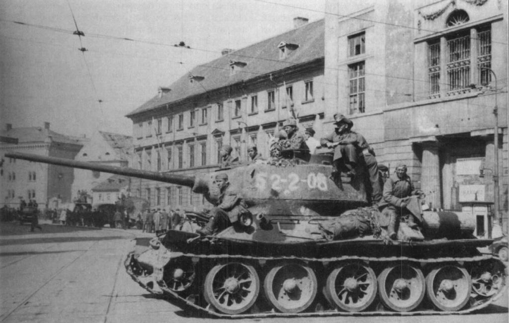 Т-34-85 з-да №112 с орудием С-53 T-34-810