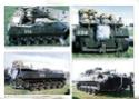 Алюминиевые танки. Техника ВДВ. БМД-1П 010