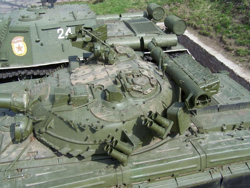 Т-64АВ Трумпетер 1/35  - Страница 2 W0140811