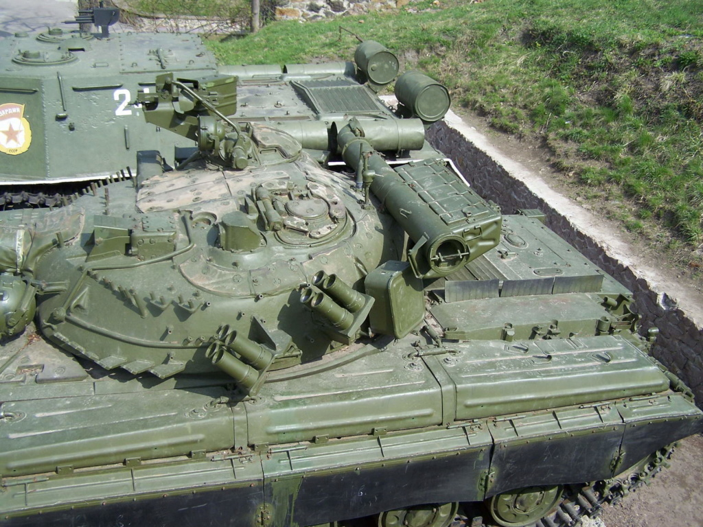 Т-64АВ Трумпетер 1/35  - Страница 2 W0140812