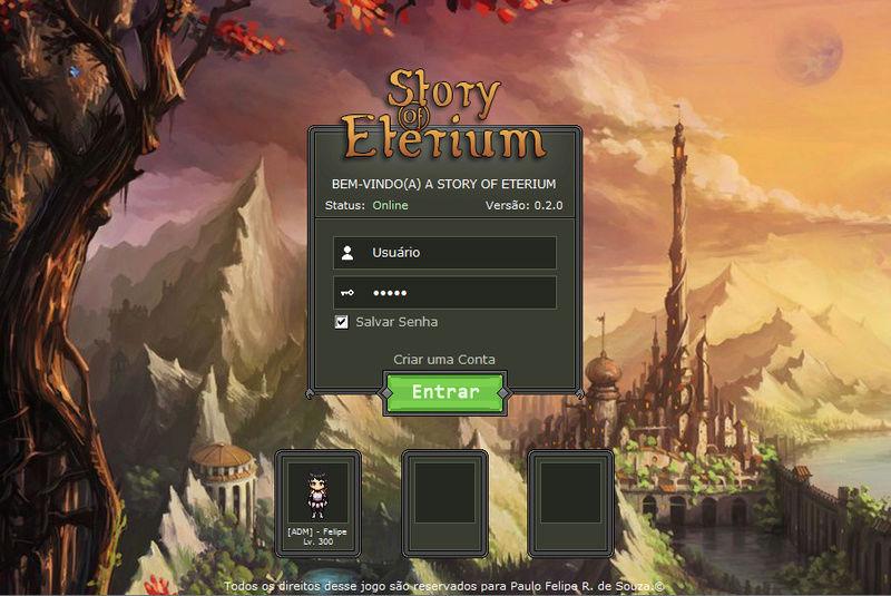 [Projeto] - Story of Eterium 310