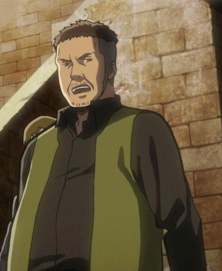 """Shingeki no Kyojin - l'Attaque des titans OAV 4 """" no regrets"""" Fandub Entier  Captur10"""