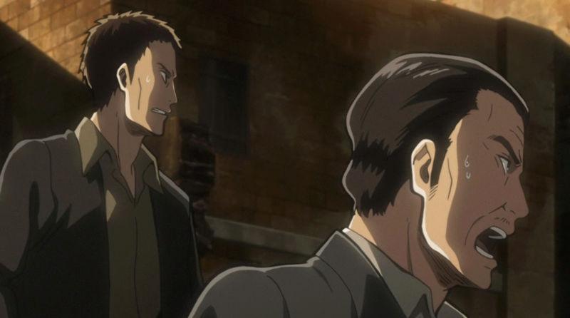 """Shingeki no Kyojin - l'Attaque des titans OAV 4 """" no regrets"""" Fandub Entier  Captur14"""