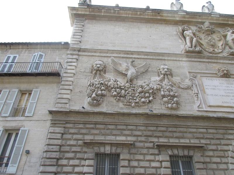 Journée du patrimoine en Avignon Img_4712