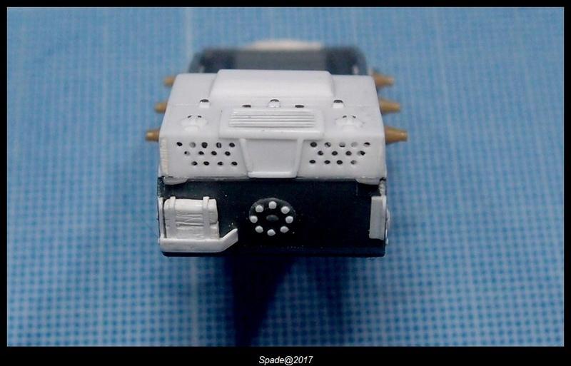 FlaKpanzer I Auf Panzer I Ausf. A - Scratch - Base S Models P3043016