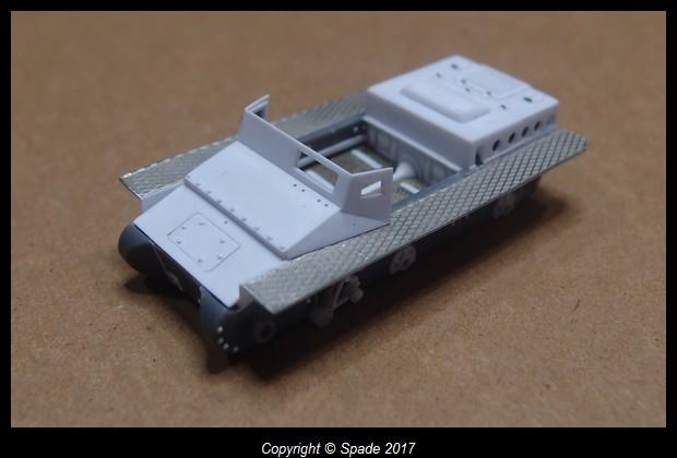 FlaKpanzer I Auf Panzer I Ausf. A - Scratch - Base S Models P4163219