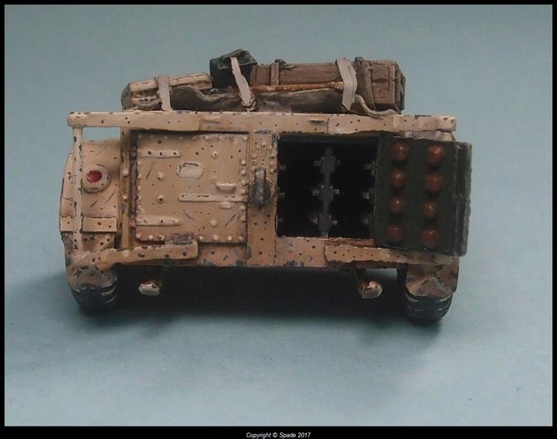 BISHOP ESCI 1/72e - EL ALAMEIN 1942 P6070321