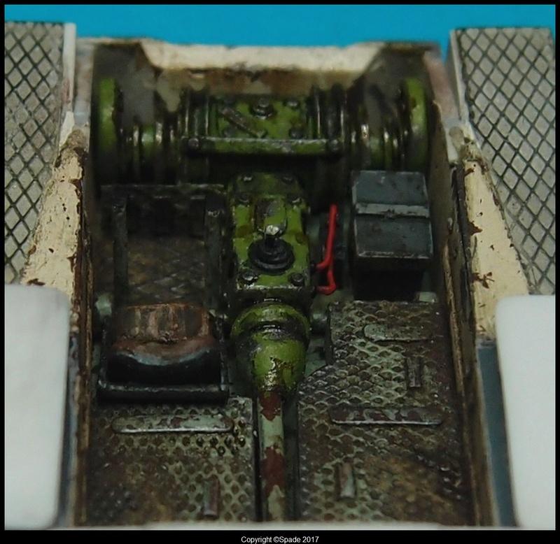 FlaKpanzer I Auf Panzer I Ausf. A - Scratch - Base S Models P8294111