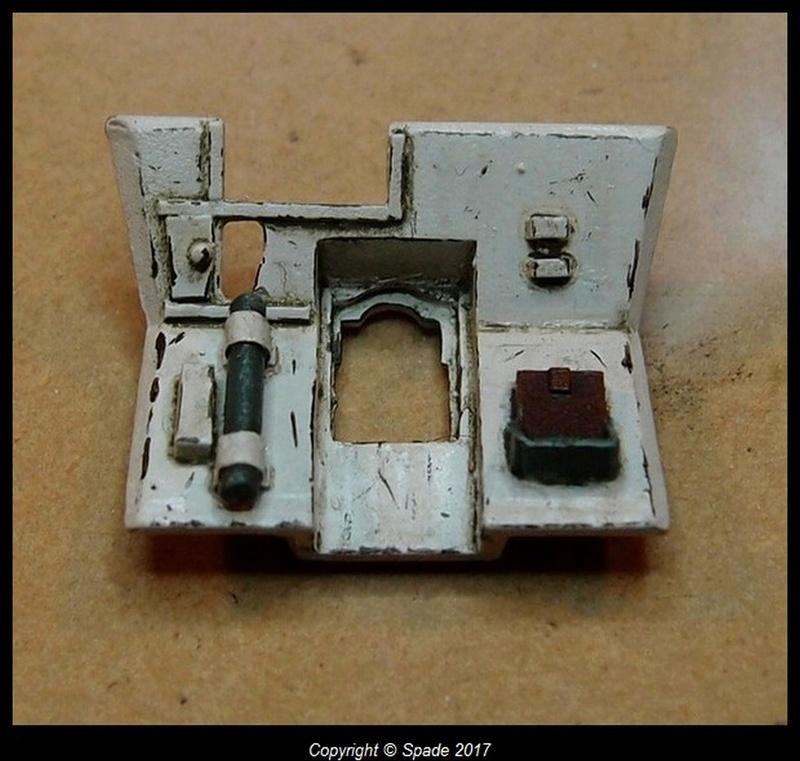 BISHOP ESCI 1/72e - EL ALAMEIN 1942 P9280013