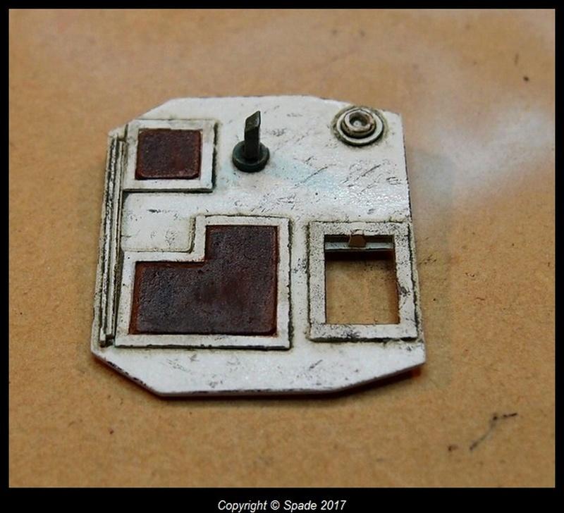BISHOP ESCI 1/72e - EL ALAMEIN 1942 P9280014