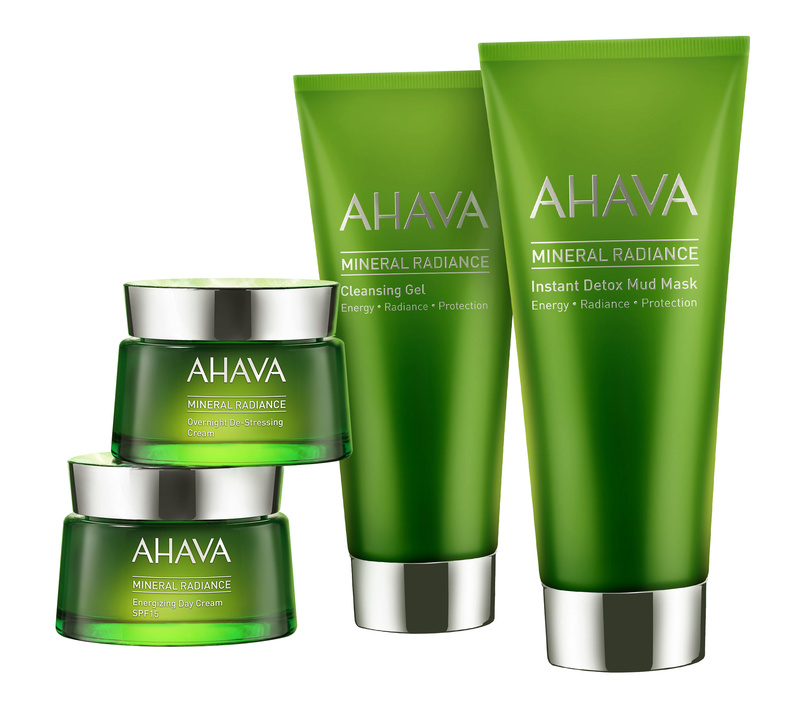 Ahava Mineral Radiance Skincare Collection Minera10