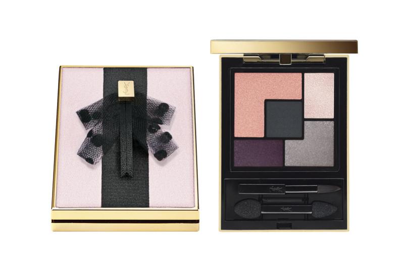 YSL Couture Palette Collector 2017 Mon Paris Plumetis Edition   Palett11