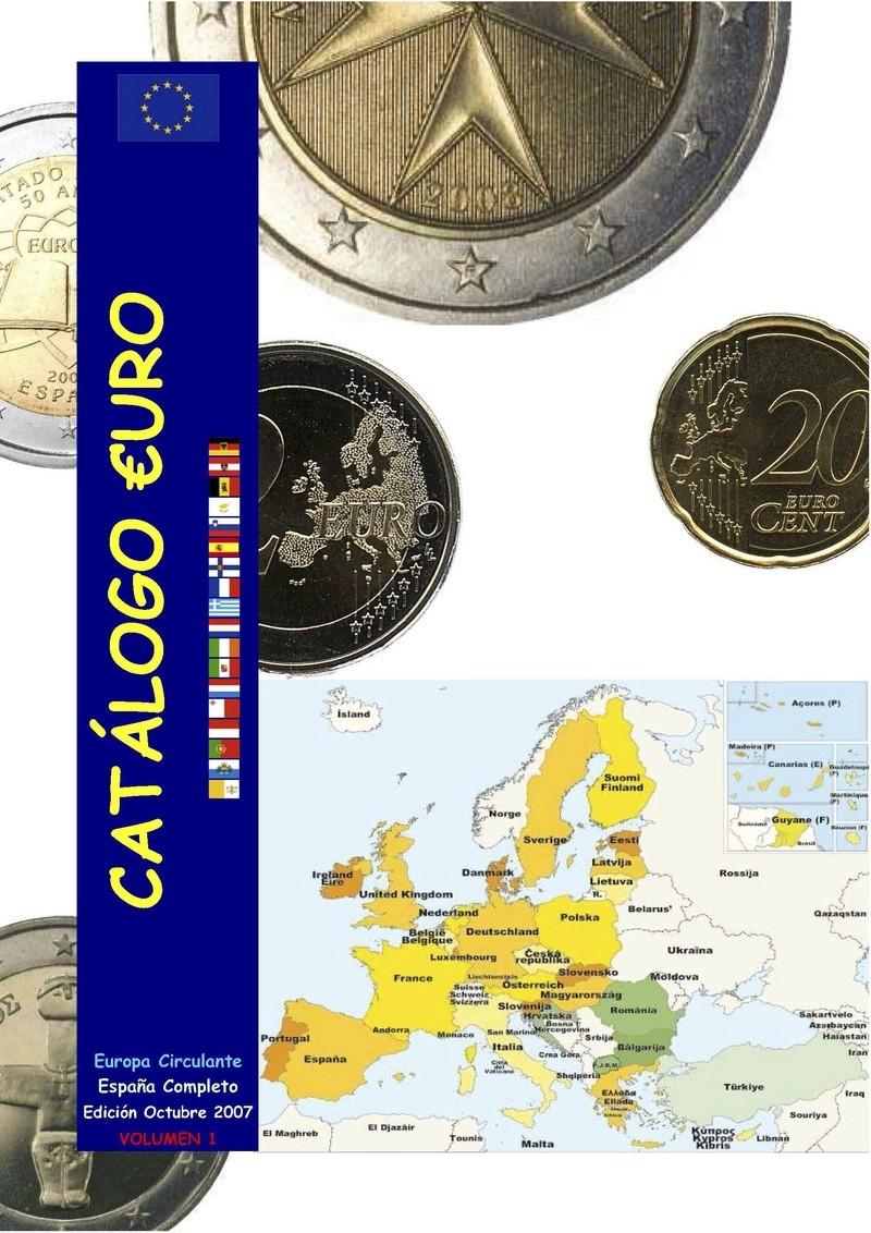 Catalogo Euro Circulante Edicion 2007 Vol. I y Vol. II Catalo10