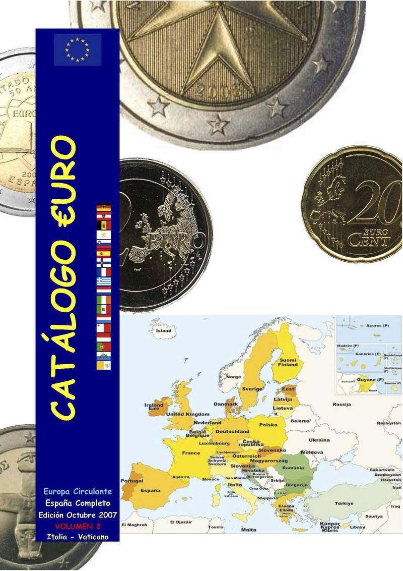 Catalogo Euro Circulante Edicion 2007 Vol. I y Vol. II Catalo11