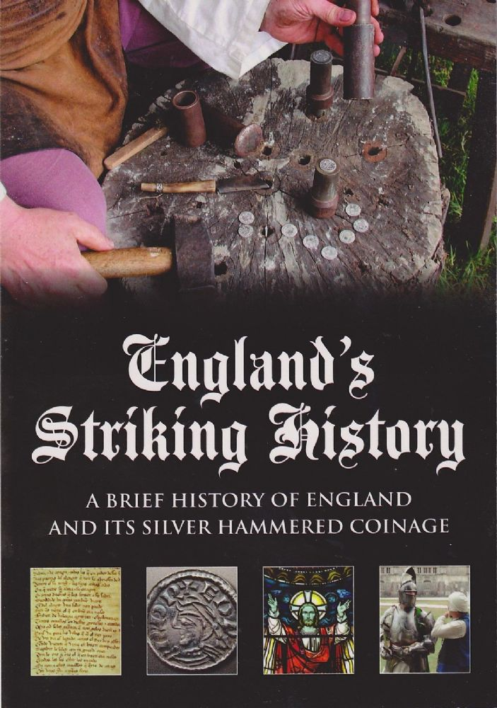 Una breve historia de Inglaterra y su moneda de plata martillada 2006 - Henry Perklns Rotogr10