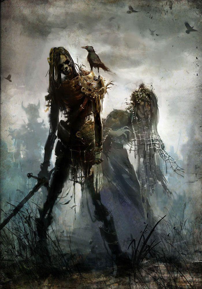 Ahrka De´knah Zombie10