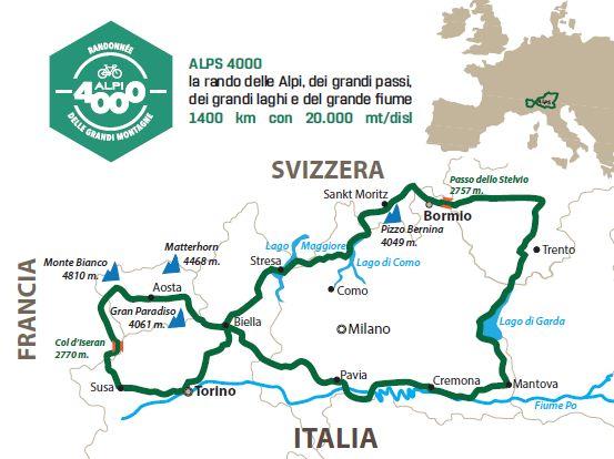 Alpi 4000 - L'Italia del Grand Tour Parcou10