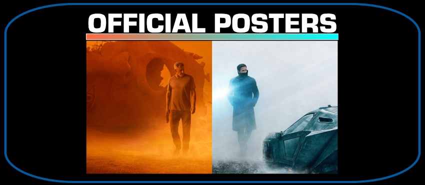 May 4 (2017) Posters featuring Deckard & 'K' Br204910
