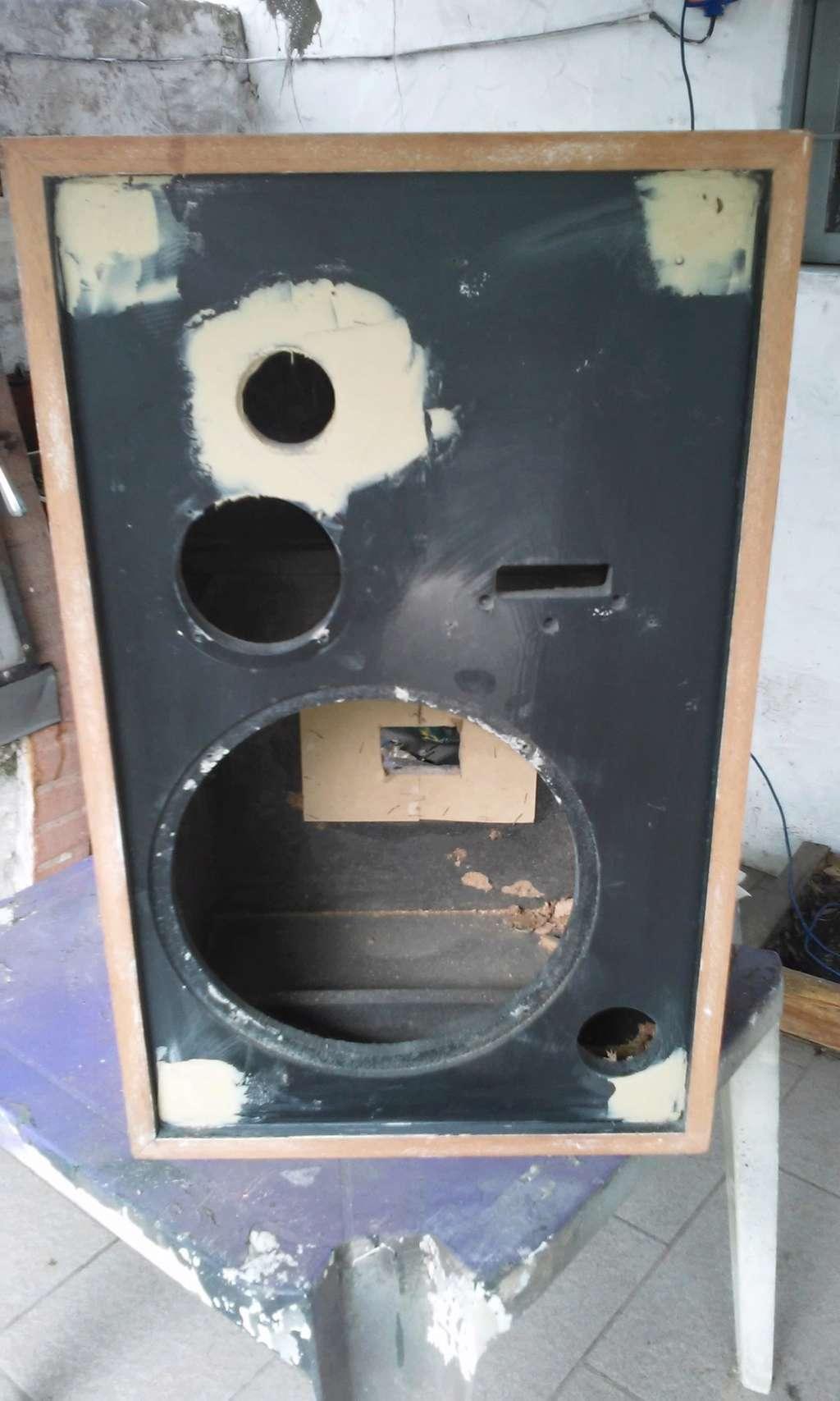 JBL 4412, se puede restaurar? 20170910