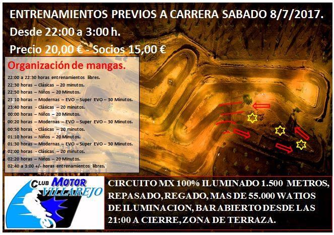 15 de julio motocross nocturno villarejo salvanes 19657011