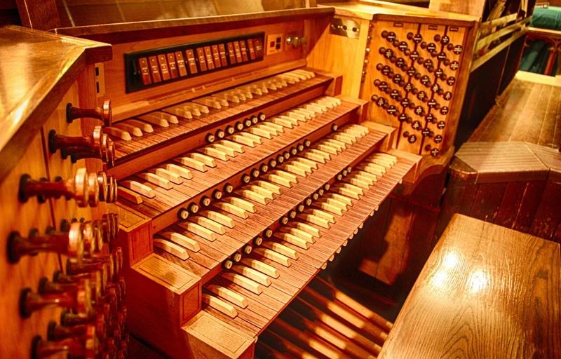 Strasbourg : l'orgue se donne un coup de neuf 960x6110