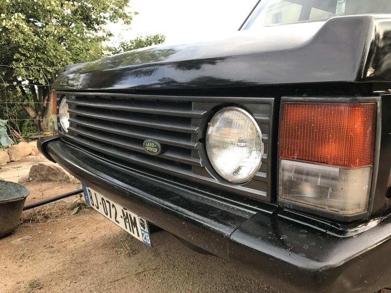 Mon tout premiere Range Rover Classic 2.5 td Img_3911