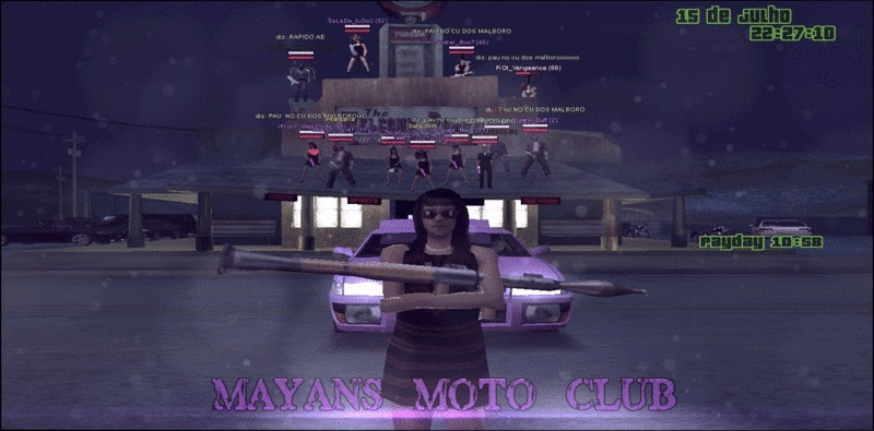 [20/09/2017]| Minha Mayans | Mayans12