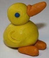 Réaliser un canard en pâte à sucre :) 510