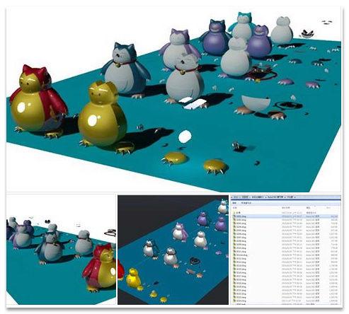 [討論]AutoCAD畫3D到底好不好用 018310