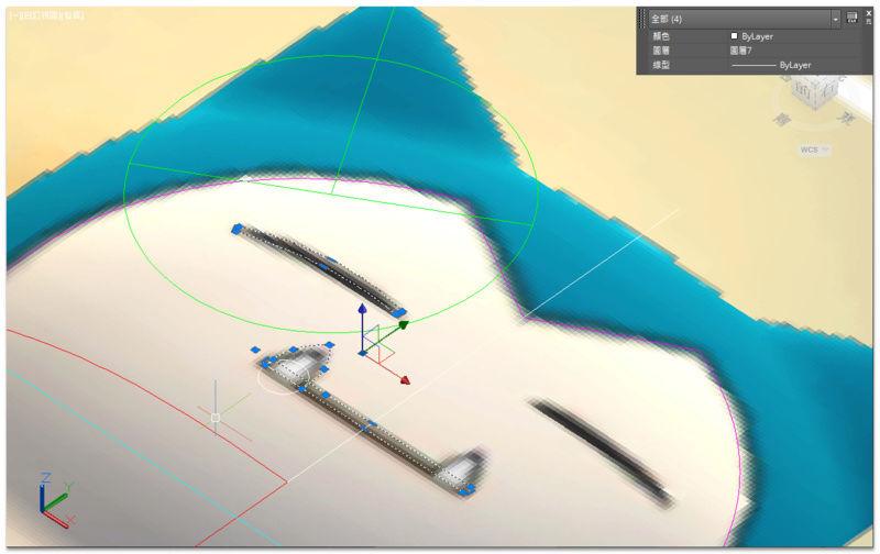 [教學]AutoCAD 3D 卡比獸建模步驟分享 1610