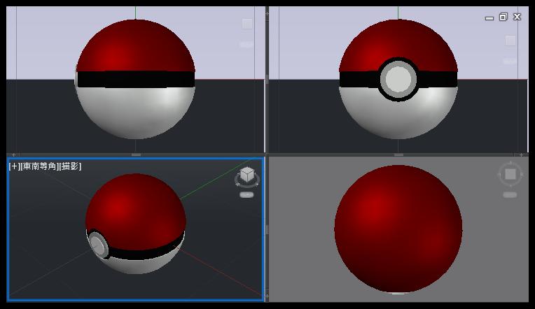 [號外]Pokémon Go 精靈球設計圖下載 344410