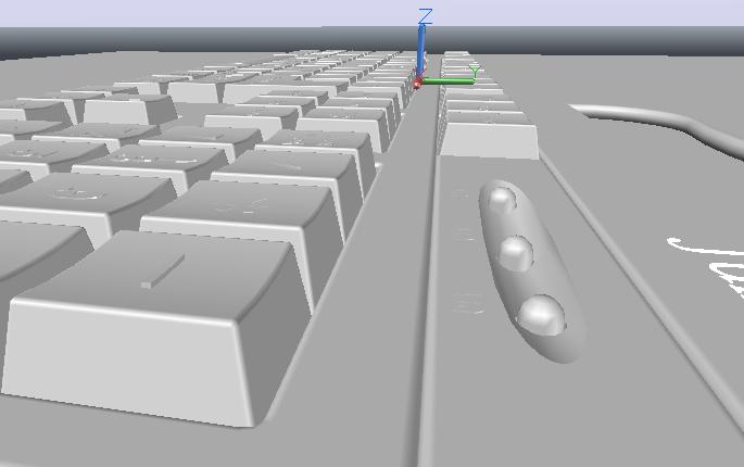 [分享]鍵盤建模,並上傳檔案 Rr710