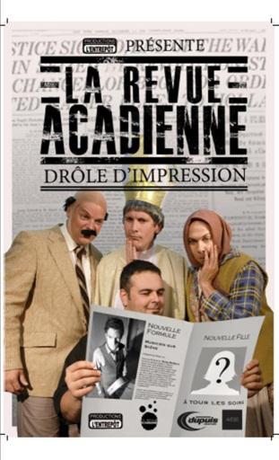 Le plus drôle des Acadiennes et des Acadiens... Revue-10
