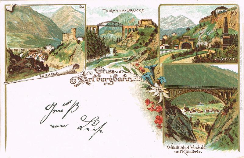 Arlbergbahn Ar10