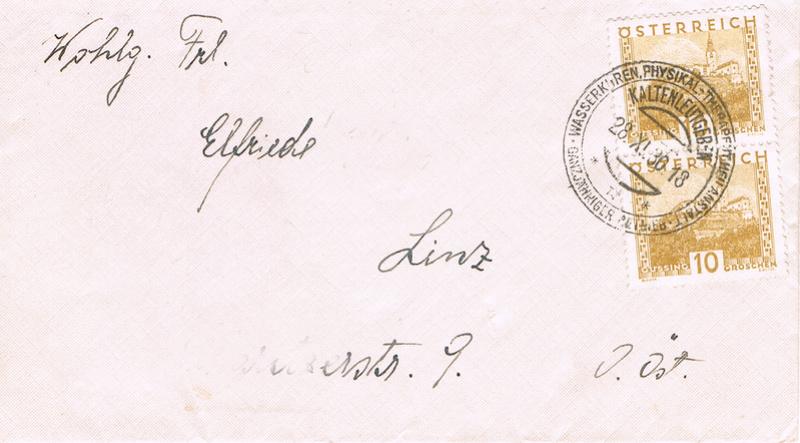 Österreich 1925 - 1938 - Seite 6 B10