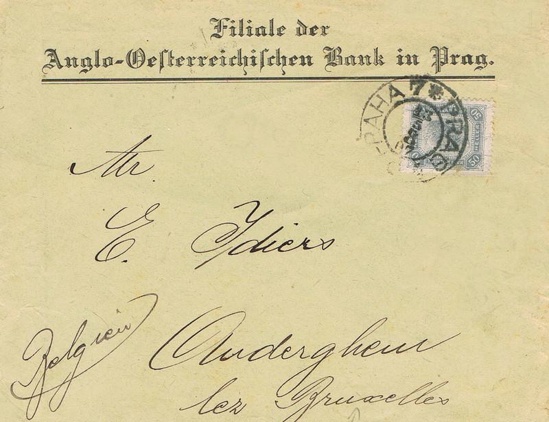 Briefe / Poststücke österreichischer Banken - Seite 4 Bi11