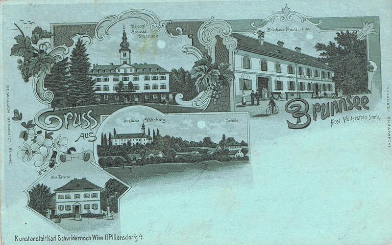 Brunnsee: Bez. Radkersburg Br11